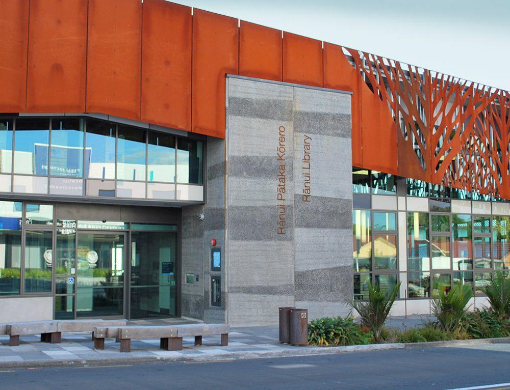 Ranui Library, Ranui, Auckland