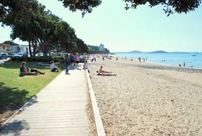 kohimarama-beach