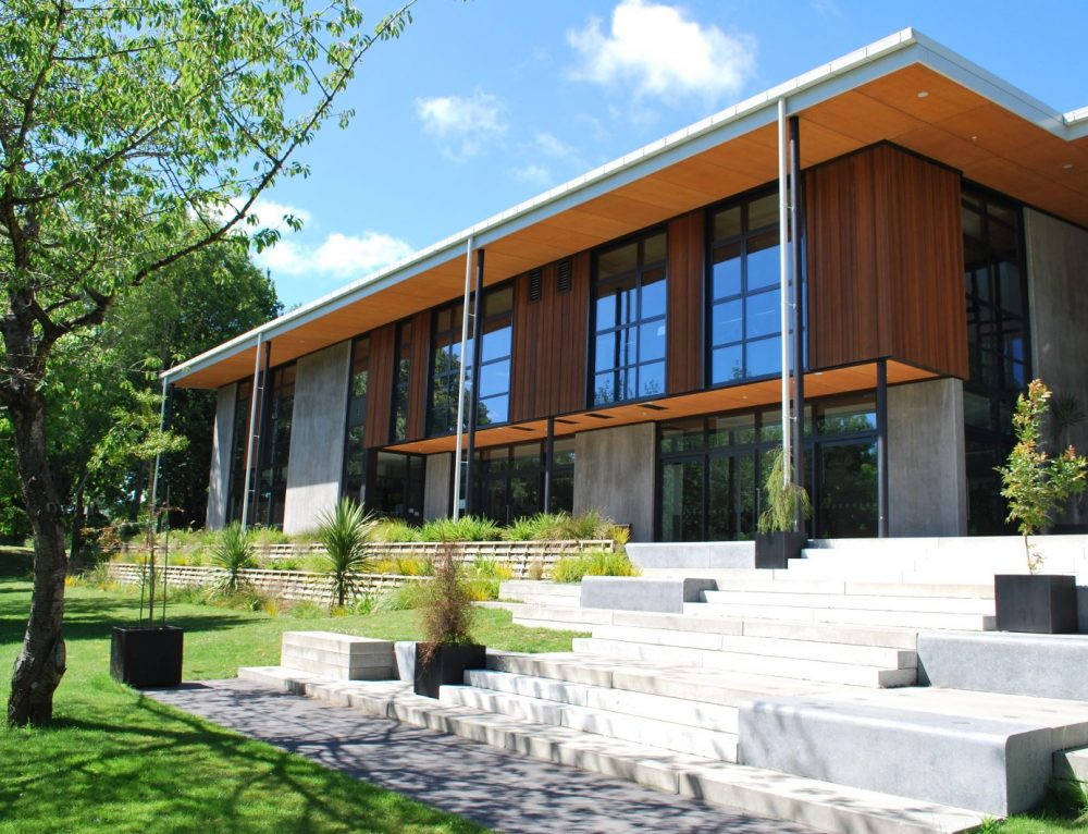 Performing Arts Centre, Christchurch Girls High School, Christchurch