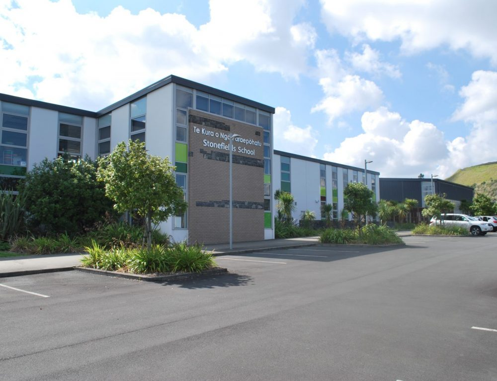 Stonefields Primary School, Stonefields, Auckland