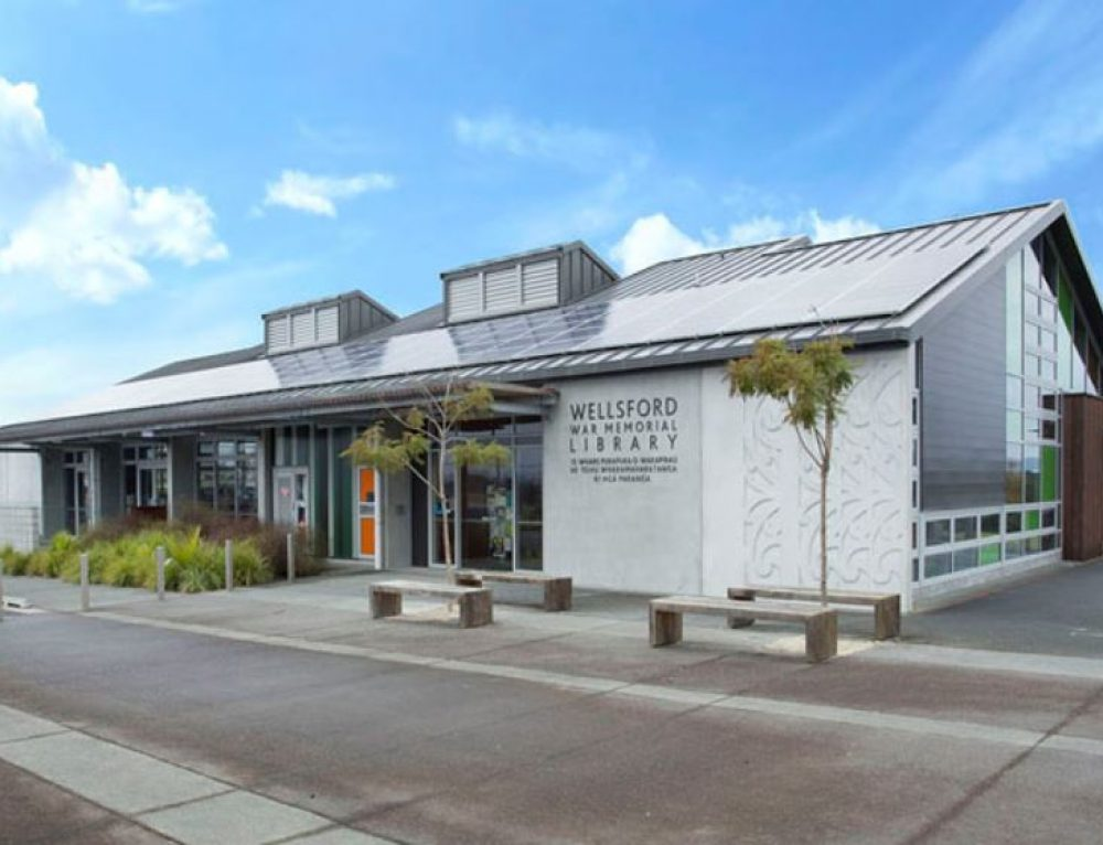 Wellsford Public Library, Auckland